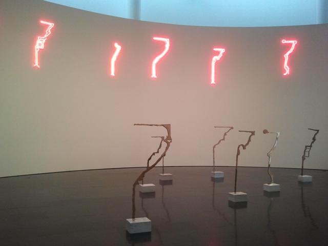 Herculaneum (2010), Rita McBride