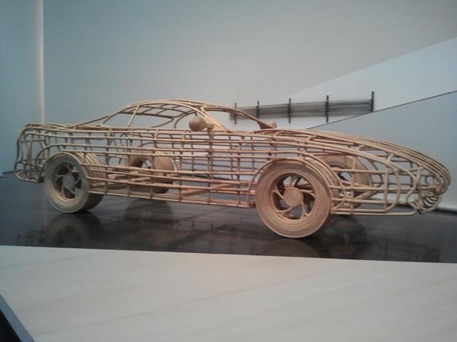 Toyota (1990), Rita McBride