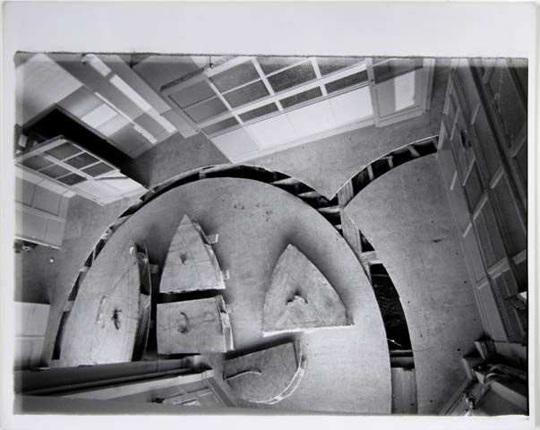 Gordon Matta-Clark Office Baroque